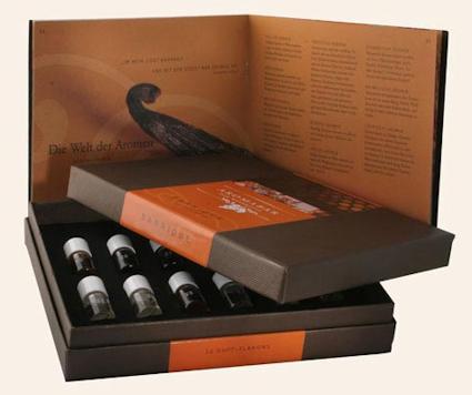 Aromabar wijngeuren assortimentsdoos