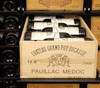 BordeauxRack, het meest luxueuze en comfortabele rek voor uw Bordeauxkisten. De legplateaus zijn volledig uitschuifbaar, elke fles is direct te bereiken.