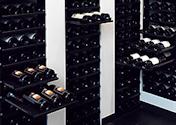 CollectionRack, wijnrek met uitschuifbare leggers. Ideaal voor een zeer diverse verzameling.
