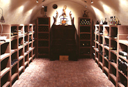 Cavino, stapelbaar wijnrek van steen. Draagt bij aan een optimaal milieu voor uw wijn.